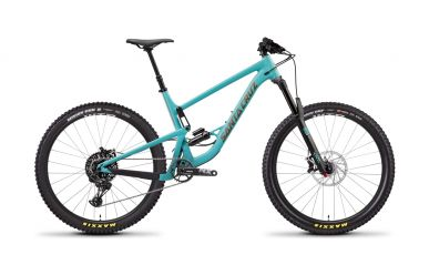 Santa Cruz Bronson 3 AL R-Kit Sram NX Eagle Industry Blue