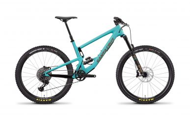 Santa Cruz Bronson 3 C S-Kit Sram GX Eagle Industry Blue