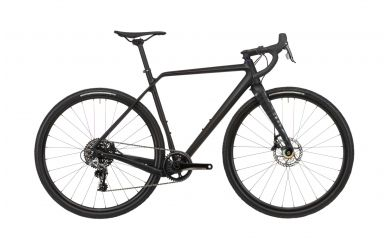 Rondo Ruut CF2 Carbon Sram Rival 1x11 Gravel/Cross Bike Black Black