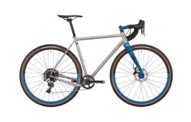 Rondo Ruut ST Sram Rival 1x11 Gravel/Cross Bike Grey