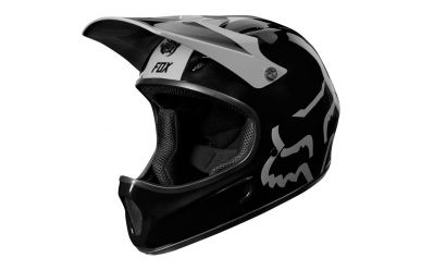 FoxHead Rampage Helm Black