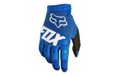 FoxHead Dirtpaw Handschuh Blue