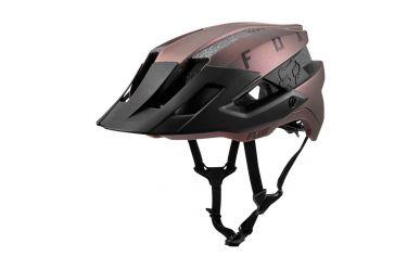 FoxHead Flux MTB Helm Solid Black Iridium