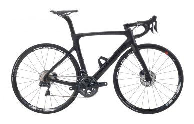 Pinarello Prince Disk, Shimano Ultegra Di2, Fulcrum Racing 4 Carbon Laufräder 719 BoB Black Metall