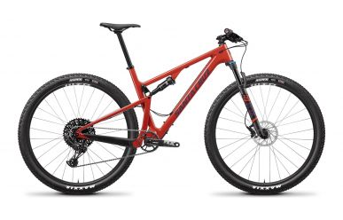 Santa Cruz Blur 3 CC X01 12G Red