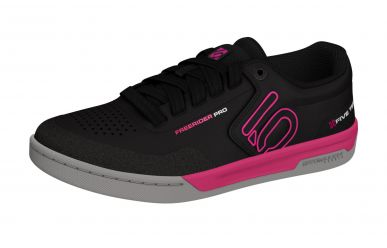 FiveTen Freerider Pro Women Core Black Clear Onix Shock Pink
