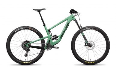 Santa Cruz Megatower 1 C R-Kit Green
