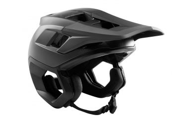 FoxHead Dropframe Helmet Black