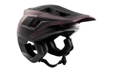 FoxHead Dropframe Helmet Black Iridium