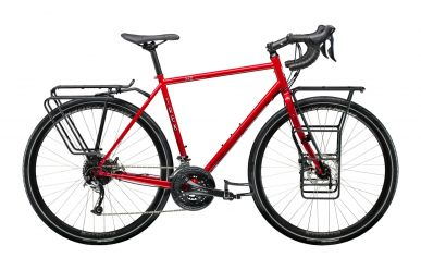 Trek 520 Diablo Red