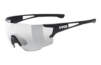 Uvex sportstyle 804 v Brille, Gestell Black Matt, Gläser Variomatic