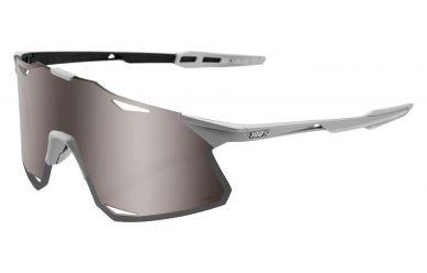 100% Hypercraft Brille, Matte Stone Grey, Mirror Lense