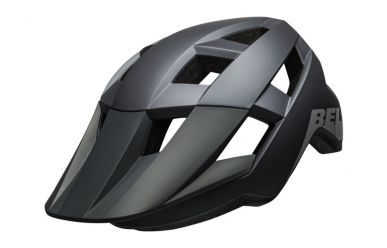 Bell Spark Junior Mips MTB Helm Matte Gloss Grey 50-57cm Youth