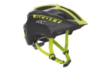 Scott Helmet Spunto Junior black radium yellow RC