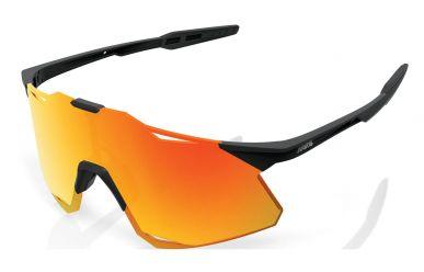 100% Hypercraft Brille, Matte Black, HIPER Lens