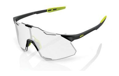 100% Hypercraft Brille, Gloss Black, Photochromic Lens