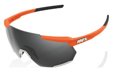 100% Racetrap Brille, Soft Tact Oxyfire, Mirror Lense