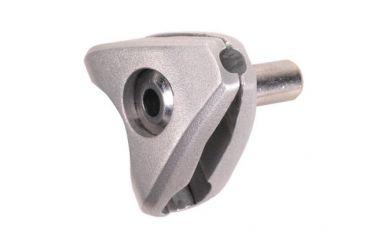 Bontrager Sattelklemmung für Metall-Streben 7 x 9mm Chrom