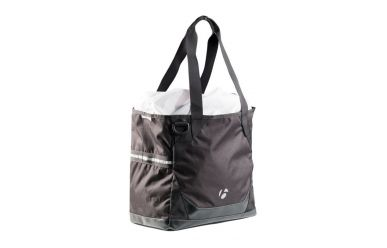 Bontrager Town Small Shopper Bag Black