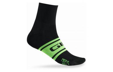 Giro Meryl ClassicSocks14 bk/hiylw cln M