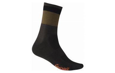 Giro Hi Rise Socken Charcoral Army Black