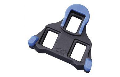 Shimano SM-SH12 SPD Rennrad Pedalplatten 2 Grad Auslösewinkel Blue