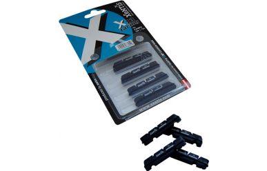 Xentis X13 Bremsbeläge Set für Sram/Shimano 9010 System 4 Stück