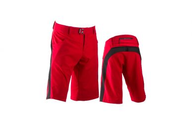 Race Face Indy Short Red