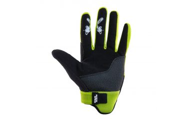 Race Face Trigger Handschuh Langfinger Lime