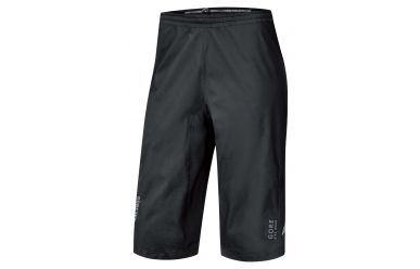 Gore E Gore-Tex Paclite Shorts, men,  black,XXL
