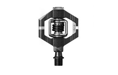 CrankBrothers Candy 7 Pedale inkl. Premium Cleats, Black Black