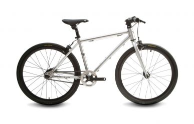 "Early Rider Hellion Urban 20"" Flat Bar Road Brushed Aluminium"