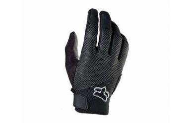 Fox Reflex Gel Handschuh Langfinger Black