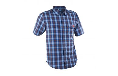 Race Face SHOP SHIRT SS PLAID S