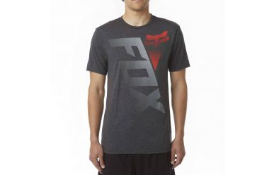 Fox Racing SHIV SS TECH TEE [HTR GRAPH] S