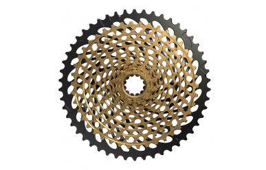 SRAM XG1299 Kassette 12-fach 10-50 Zähne Gold