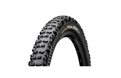 Continental Trail King ProTection Apex, BlackChili Compound Faltreifen Schwarz 26x2.40 (60-559)