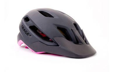 Bontrager Quantum MIPS Bike Helmet Black Vice Pink M 54-60cm