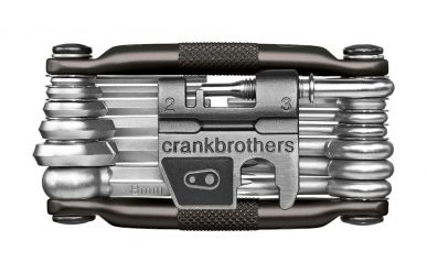 CrankBrothers Minitool 19 Multifunktionswerkzeug Midnight Edition