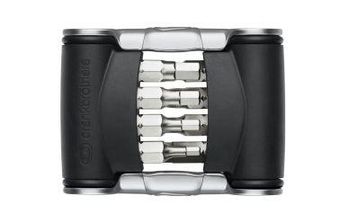 CrankBrothers Minitool b-8 Multifunktions-Bit-Werkzeug Black Silver