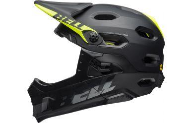 Bell Super DH Mips Fullface Fahrradhelm Matte/Gloss Black