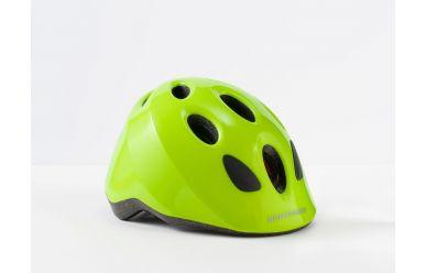 Bontrager Big Dipper Kids' Bike Helm Visibility Yellow Kinder 48-52cm