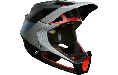 Fox Racing PROFRAME DRAFTER Helm Black, Men, XL