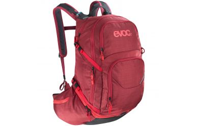 Evoc Explorer Pro 26L Heather Ruby