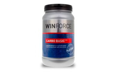 Winforce Carbo Basic Plus Polar Berries Pulver 800 Gramm Dose für ca. 14 Flaschen