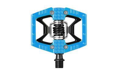 CrankBrothers Double Shot 2 Klick/Plattformpedal Black Blue Black