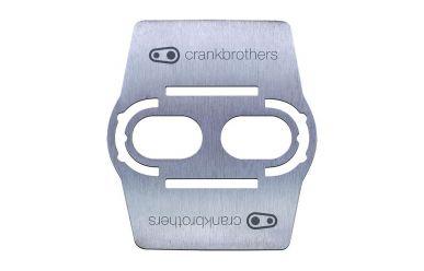 CrankBrothers Schuh Shields schützt Carbonsohlen für MTB Cleats, Paar