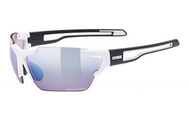 Uvex sportstyle 803 cv Brille, Gestell black matt, Gläser Variomatic