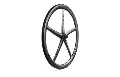 Xentis Mark3 Disc Clincher Tria Laufradsatz HG-Freilauf 10/11s Black Matt