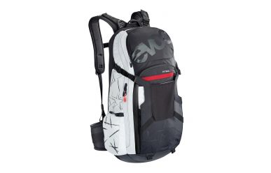 Evoc FR Trail Unlimited 20L Black White XL
